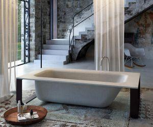 Wannen - concrete bath