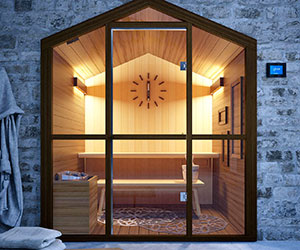Saunen - HSH - Sauna